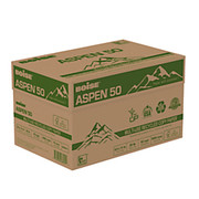 "Boise® - Copy Paper - ASPEN® Multipurpose Paper, 8 1/2"" x 11in, 20 lb, 50% Recycled, 500 Sheets Per Ream, Case of 10 Reams - ASPEN® FSC Certified Multipurpose Paper"