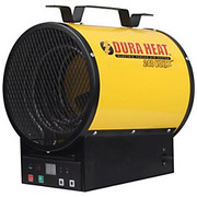 DuraHeat - Heater - Electric Forced Air Heater - 240 Volt with Remote Control