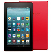 "Amazon - Tablet computers - Fire 7 Tablet - 7"" - 1 GB Quad-Core (4 Core) 1.30 Ghz - 16 GB - Fire OS 5 - 1024 x 600 - in-Plane Switching (Ips) Technology - Punch Red"