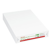 """Office Depot® - Paper - Envirocopy 30 Paper, 3-Hole Punched, 8-1/2"""" x 11"""", 20 lb, 30% Recycled, Fsc Certified, Rm/500 - CA of 6 RM"""