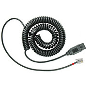 VXI - Telephony - Inter connect cable - Vxi 1027 Audio Cable Adapter - VXI QD 1027P - Headset Cable