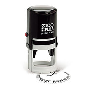 2000 Plus® - Stamps - R40 Self-Inking Round Stamp