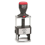 2000 Plus® - Stamps - R2046 Self-Inking Round Dater Stamp