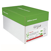 """Office Depot® - Copy Paper - Envirocopy 30 Paper, 3-Hole Punched, 8-1/2"""" x 11"""", 20 lb, 30% Recycled, Fsc Certified, 500/Rm - CA of 10 RM"""