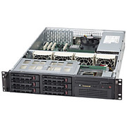 Supermicro® - Computer chassis - Supermicro® Sc822t-400lpb Chassis