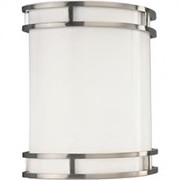 Progress Lighting™ - Fixture - Wall Sconce 1 26w Fl