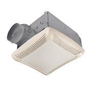 Broan® - Exhaust Fan - 50 Cfm Exhaust Fan/light White