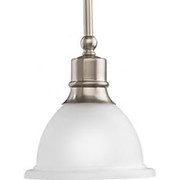 Progress Lighting™ - Fixture - Mini Pendant 1-100w Medium