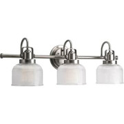Progress Lighting™ - Fixture - Anni 3 100 Watts Medium Bracket