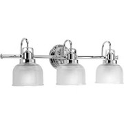 Progress Lighting™ - Fixture - Pc 3 100 Watts Medium Bracket