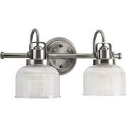 Progress Lighting™ - Fixture - Anni 2 100 Watts Medium Bracket