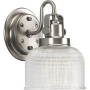 Progress Lighting™ - Fixture - Anni 1 100 Watts Medium Sconce