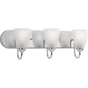 Progress Lighting™ - Fixture - 3 Light Bath