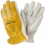 Tillman™ - Drivers Gloves - Cowhide Work Gloves Size Xl Topgrain Leather Drivers Gloves - 1/Pair - CA of 2 PR