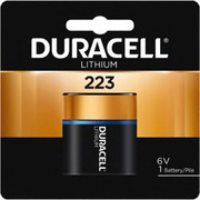 Duracell® - Batteries - Dl223abpk Size 223a 6v Button Cell Battery