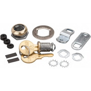 """Made in USA - Cam Lock - 5-32"""" Max Thickness, Standard Cam Lock - CA of 2  - CA of 2"""