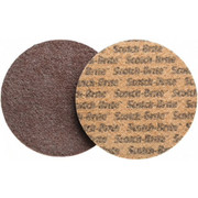 "3M™ - Hook & Loop Discs - 5"" Diameter, Aluminum Oxide Hook & Loop Disc - PK of 50"