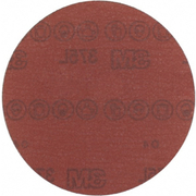 "3M™ - Hook & Loop Discs - 5"" Diameter, 1,200 Grit, Aluminum Oxide Hook & Loop Disc - Pk of 250"