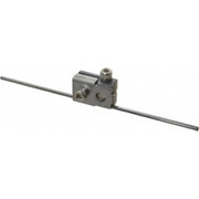 Omron - Limit Switch - 5.91 in Long, 0.12 in Diameter, Stainless Steel Body, Limit Switch Rod Lever