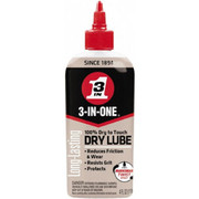 """3-in-ONE® - Lubricant - 3-in-ONE® 4 oz Bottle Dry Film Lubricant 3"""" 1 4 oz Dry Lube Drip Oil"""