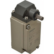 Omron - Limit Switch - Spdt, 4no/2nc, 600 Vac, Screw Terminal, Roller Lever Actuator, General Purpose Limit Switch