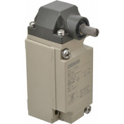 Omron - Limit Switch - Spdt, 4no/2nc, 600 Vac, Screw Terminal, Roller Lever Actuator, General Purpose Limit Switch  D4A1104N