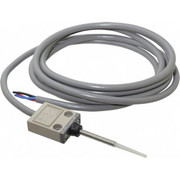 Omron - Limit Switch - Spdt, 4no/2nc, 250 Vac, 30 Vdc, Prewired Terminal, Rod Lever Actuator, General Purpose Limit Switch