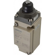 Omron - Limit Switch - Spdt, 4no/2nc, 600 Vac, Screw Terminal, Plunger Actuator, General Purpose Limit Switch
