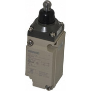 Omron - Limit Switch - Spdt, 4no/2nc, 600 Vac, Screw Terminal, Roller Plunger Actuator, General Purpose Limit Switch