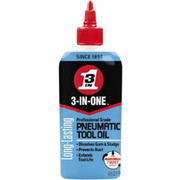 3-in-ONE® - Lubricant - 3-in-ONE® Pneumatic Tool Oil Bottle, Iso 21, Air Tool Oil - PK of 2