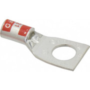 Thomas & Betts - Ring Terminals - 8 Awg Noninsulated Compression Connection Square Ring Terminal  54131