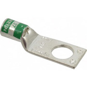 Thomas & Betts - Ring Terminals - 1 Awg Noninsulated Compression Connection Square Ring Terminal  54150