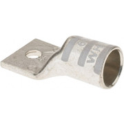 Thomas & Betts - Ring Terminals - 300 Kcmil Wire Noninsulated Compression Connection Square Ring Terminal  54178