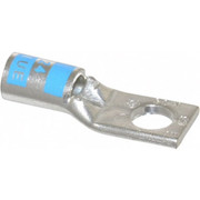 Thomas & Betts - Ring Terminals - 6 Awg Noninsulated Compression Connection Square Ring Terminal  54105