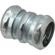 """Thomas & Betts - Conduit Fittings - 1"""" Trade, Steel Compression Emt Conduit Coupling"""
