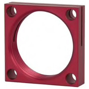 "De-Sta-Co - Clamp Mounting Devices - 1-3/4 - 12 Thread, 0.2795"" Mounting Hole, Aluminum Clamp Mounting Block"