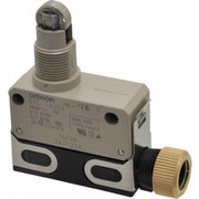 Omron - Limit Switch - Spdt, 4no/2nc, 125 Vac, 30 Vdc, Screw Terminal, Roller Plunger Actuator, General Purpose Limit Switch