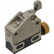 Omron - Limit Switch - Spdt, 4no/2nc, 125 Vac, 30 Vdc, Screw Terminal, Roller Lever Actuator, General Purpose Limit Switch