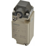 Omron - Limit Switch - Spdt, No/nc, 600 Vac, Screw Terminal, Roller Lever Actuator, General Purpose Limit Switch