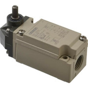 Omron - Limit Switch - Spdt, 4no/2nc, 120 Volt, Screw Terminal, Roller Lever Actuator, General Purpose Limit Switch
