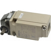 Omron - Limit Switch - Spdt, 4no/2nc, 120 Volt, Screw Terminal, Roller Lever Actuator, General Purpose Limit Switch  D4A-2918N