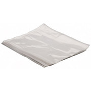 """Made in USA - Polybags - 15"""" l x 12"""" w x 2 Mil Thick Open Top Polybag"""