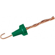IDEAL™ - Twist On Wire Connectors - 2, 14 to 4, 12 Awg, 600 Volt, Flame Retardant, Wing Twist on Wire Connector