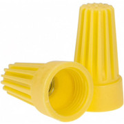 IDEAL™ - Twist On Wire Connectors - 2, 18 to 2, 12 Awg, 600 Volt, Flame Retardant, Standard Twist on Wire Connector - PK of 500