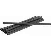 """3M™ - Electrical Tape - 6"""" Long, 2:1, Polyolefin Heat Shrink Electrical Tubing  00051128601204 - PK of 10"""