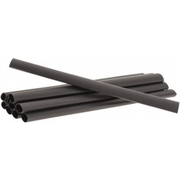 """3M™ - Electrical Tape - 6"""" Long, 2:1, Polyolefin Heat Shrink Electrical Tubing  00051128601273 - PK of 10"""