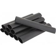 """3M™ - Electrical Tape - 6"""" Long, 3:1, Polyolefin Heat Shrink Electrical Tubing  00051128600689 - PK of 10"""