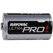 RayOVac® - Batteries & Battery Chargers - Size D, Alkaline, Standard Battery - Pk of 6