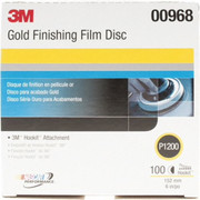 3M™ - Hook & Loop Disc - Hook & Loop Disc - PK of 100