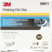 3M™ - Hook & Loop Disc - Hook & Loop Disc  00051131009110 - PK of 50
